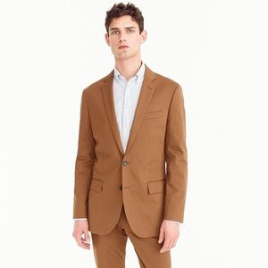 J. Crew ludlow suit in Italian Chino